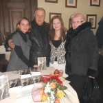 Cu mama, tata si Georgiana
